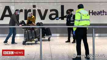 Travel: US eases travel rules for 61 countries - but not UK