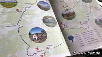 """Tourismus im Barnim: Erster Fernrundwanderweg """"Rund um die Schorfheide"""" in Eberswalde vorgestellt - moz.de"""