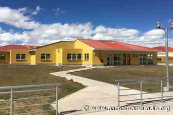 Carabaya: Centro de Atención Temporal para pacientes con covid-19 en Macusani tiene un avance del 85% - Pachamama radio 850 AM