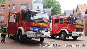 Schornsteinbrand in Nienburgs Innenstadt löst Großeinsatz aus - blickpunkt-nienburg.de