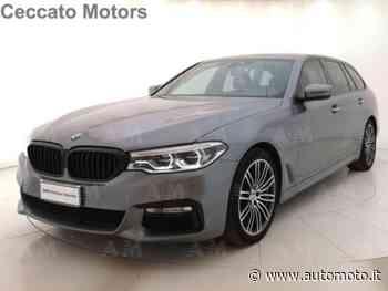 Vendo BMW Serie 5 Touring 520d Msport usata a Castelfranco Veneto, Treviso (codice 9180065) - Automoto.it - Automoto.it