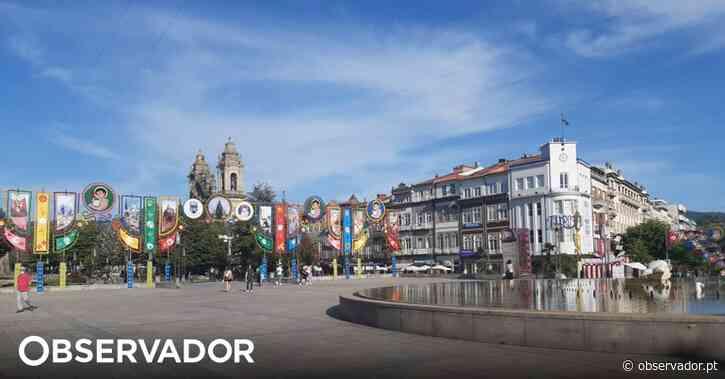 """Em Braga há quem esteja desiludido com a paragem no desconfinamento. Mas """"já se esperava"""" - Observador"""