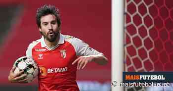 Gaitán despede-se do Sp. Braga: «Muita sorte no futuro» | MAISFUTEBOL - Maisfutebol