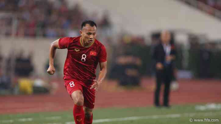Veteran playmaker Nguyen leads charge as Vietnam chase history