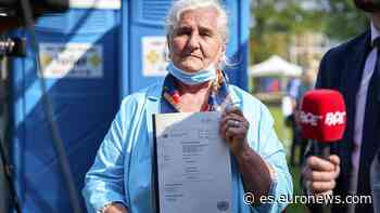 Matanza de Srebrenica | Las víctimas respiran aliviadas tras la condena a Ratko Mladic - Euronews Español