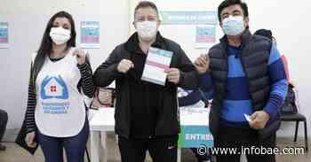 Vacunación contra el COVID-19: en La Matanza ya se aplicaron más de 400 mil dosis - infobae
