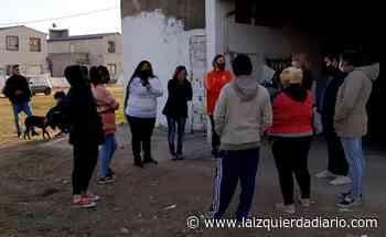 Jornada solidaria en Los Ceibos para seguir peleando por vivienda y trabajo - La Izquierda Diario