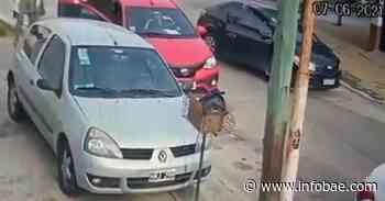 Video: violento robo a una madre e hija en La Matanza - infobae