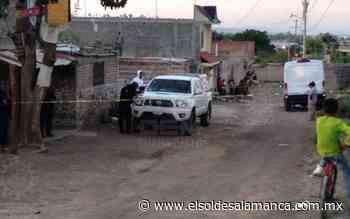 Ataque armado deja tres muertos y tres heridos en Valle de Santiago - El Sol de Salamanca