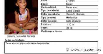 Niña desaparece en Valle de Santiago: Sale mamá con su niña de casa y ya no regresan - Periódico AM