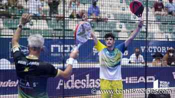 Miguel Lamperti y Arturo Coello logran su billete a los octavos de Marbella - Tennis World ES
