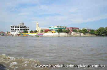 Hurtó un celular, se lanzó al río Magdalena y escapó - HOY DIARIO DEL MAGDALENA