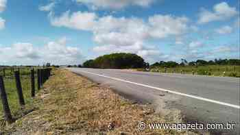 Três pessoas ficam feridas em atropelamento na estrada de Pontal do Ipiranga - A Gazeta ES