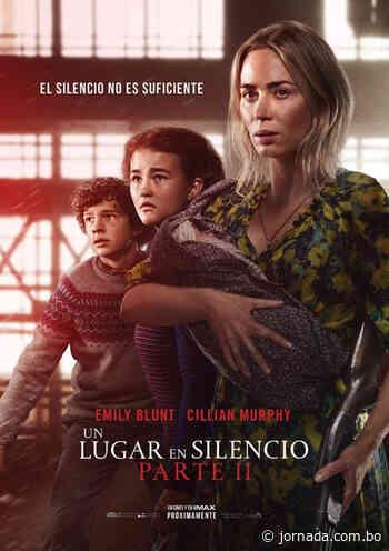 """El terror reina en la secuela de """"Un lugar en silencio"""" - JORNADA - JORNADA"""