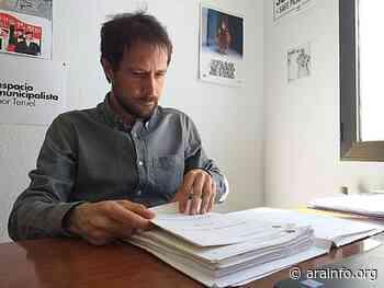 Alegaciones para mantener un órgano que asesore sobre desarrollo socioeconómico en Teruel - AraInfo   Achencia de Noticias d'Aragón