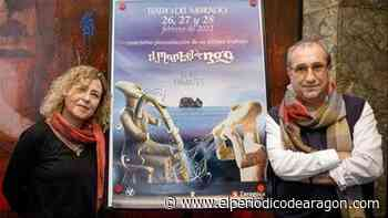 El mantel de Noa abre la tercera edición del TradicionarTe en Teruel - El Periódico de Aragón