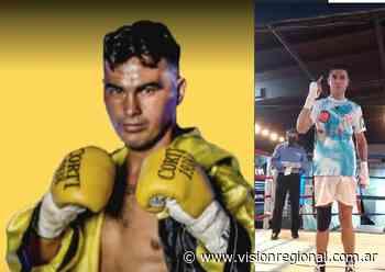Finalmente, Chuki Correa combatirá en Berazategui por TyC Sports y se suma Laureano Ubiedo   Visión Regional - Vision Regional