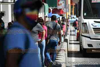 "Xalapa, Banderilla, Emiliano Zapata y Coatepec, zona de ""alto riesgo"" por COVID - alcalorpolitico"