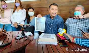 Candidato a la alcaldía de Coatepec acusa que INE no incluyó su logotipo en sábanas de conteo de votos - NORESTE