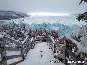 El Calafate entre los destinos preferidos de Invierno - FM Dimensión - El Calafate