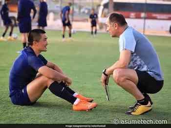Indian football team head coach Igor Stimac said that 36-year-old goal-machine Sunil Chhetri plays and scores like a 25-year-old. - asumetech