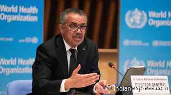 WHO head urges G7 boost UN vaccination program - The Indian Express
