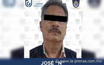 Lo detienen en la Santa María la Ribera acusado de drogar y violar a su propio hijo - La Prensa