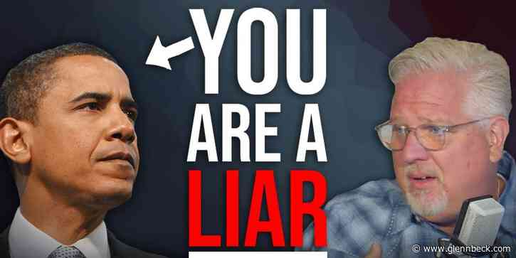 Glenn Beck rips into Obama: YOU planted America's Marxist seeds