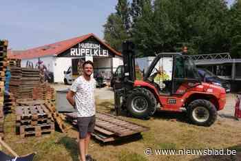 Opnieuw zomerbar aan baksteenmuseum Rupelklei