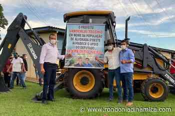 Deputado Federal Expedito Netto anuncia novos investimentos para o muncípio de Alvorada do Oeste - Rondônia Dinâmica