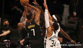 NBA Above the Break: Kevin Durant gegen Giannis Antetokounmpo ist kein Duell auf Augenhöhe - SPOX.com