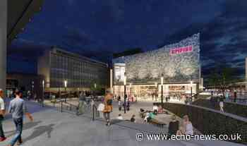 'Basildon's new town centre cinema will close in six months if masterplan is scrapped' - Echo