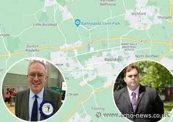 Basildon MP constituencies: Tories set to oppose major shake-up | Echo - Echo