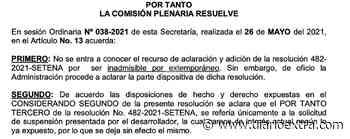 Defensores de Loma Salitral piden intervenir Setena - Diario Extra Costa Rica