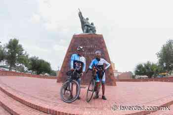 Recibe Nuevo Laredo a ciclistas de 'Gran Desafío al Norte', van a Canadá - La Verdad de Tamaulipas