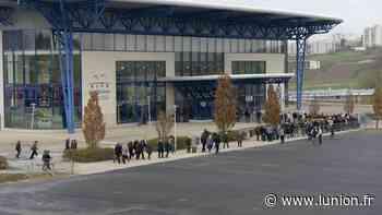 Le centre de vaccination d'Epernay est transféré au Millesium à partir du 16 juin - L'Union