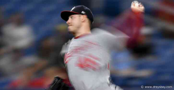 Rays 7, Nationals 9: A back-and-forth roller coaster ended in extras