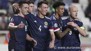 EURO 2020: This is your quick guide to Scotland - form, fixtures and players to watch - Euronews