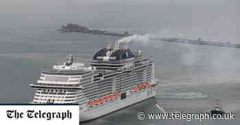 Scotland cruise ban decision due to 'risk of rapid transmission' - The Telegraph