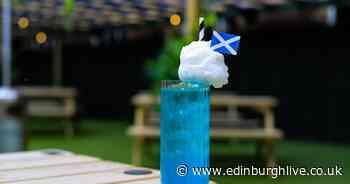 Edinburgh crazy golf creates quirky Scotland cocktails in time for the Euros - Edinburgh Live