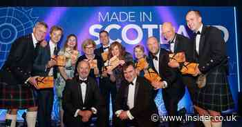 Will you be joining us for the Made in Scotland Awards this evening? - Insider.co.uk