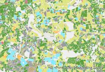 Technology helps to map Scotland's crops - Grampian Online