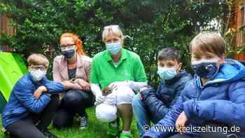 Jungen retten Igel aus Rattenfalle in Rotenburg - kreiszeitung.de