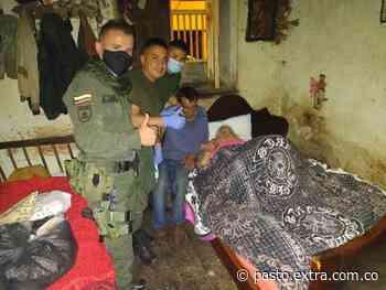 Ayudas humanitarias de la Policía La Cruz Nariño - Extra Pasto