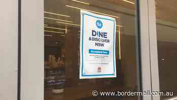 Albury traders react to NSW government continuing its Dine and Discover scheme beyond June 30 - The Border Mail