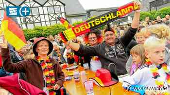 Fußball-EM: Kein Public Viewing in Bad Berleburg - WP News