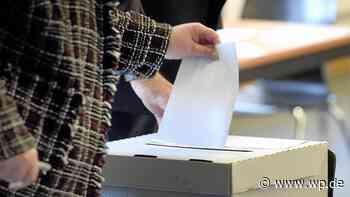 Bad Berleburg sucht Wahlhelfer für die Bundestagswahl - Westfalenpost