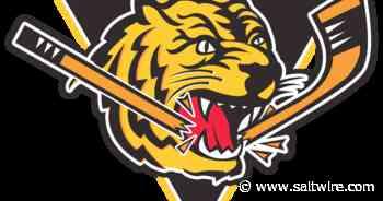 Former Cape Breton Eagles Element, Kalmikov claim President Cup title with Victoriaville Tigres | Saltwire - SaltWire Network