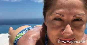 Leticia Calderón presume orgullosa los 'defectos' de su cuerpo - Quién