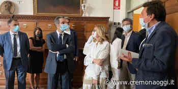 Fontana / 3 La visita alla sede dell'Ala Ponzone Cimino - Cremonaoggi